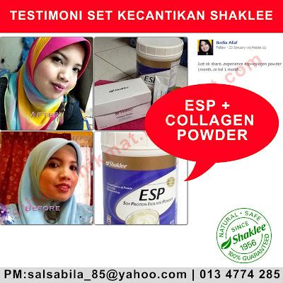 collagen powder, esp