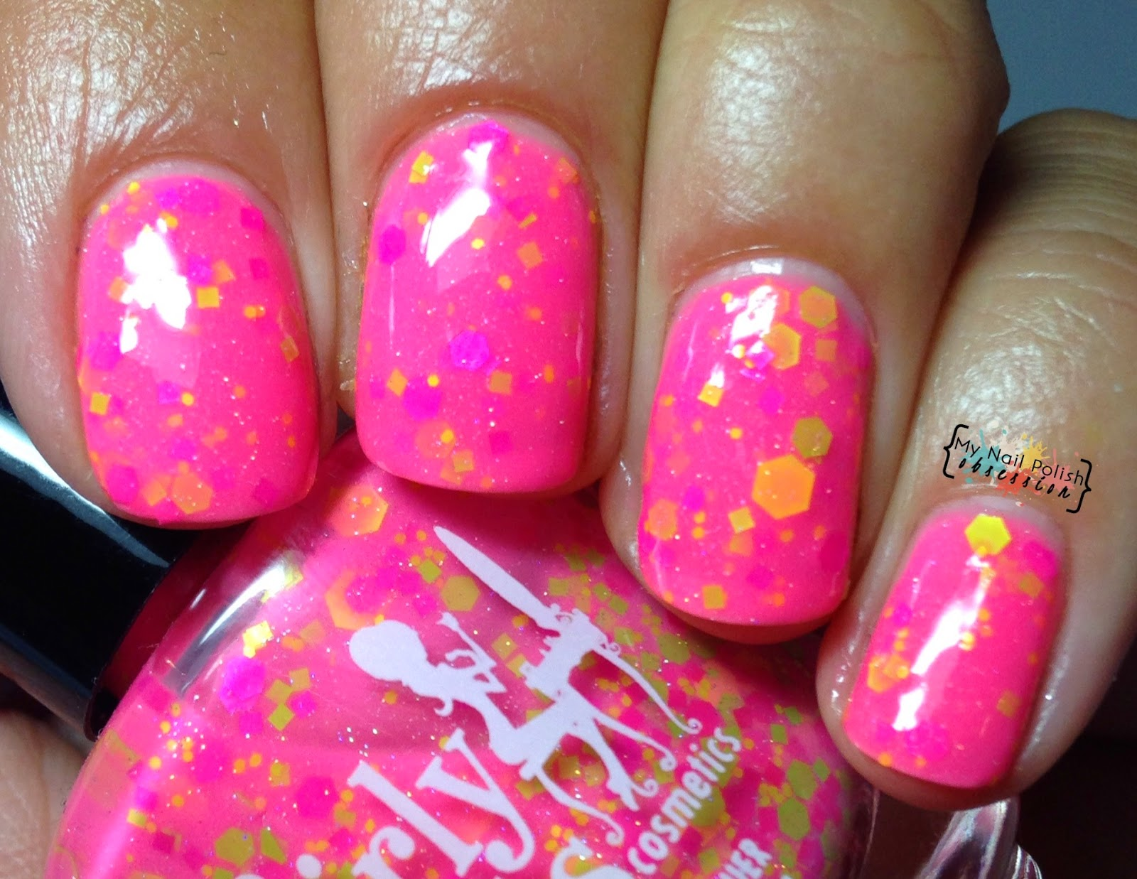 Girly Bits Neutron Dance