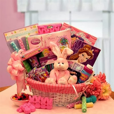 Disney Princess Easter Basket Giveaway