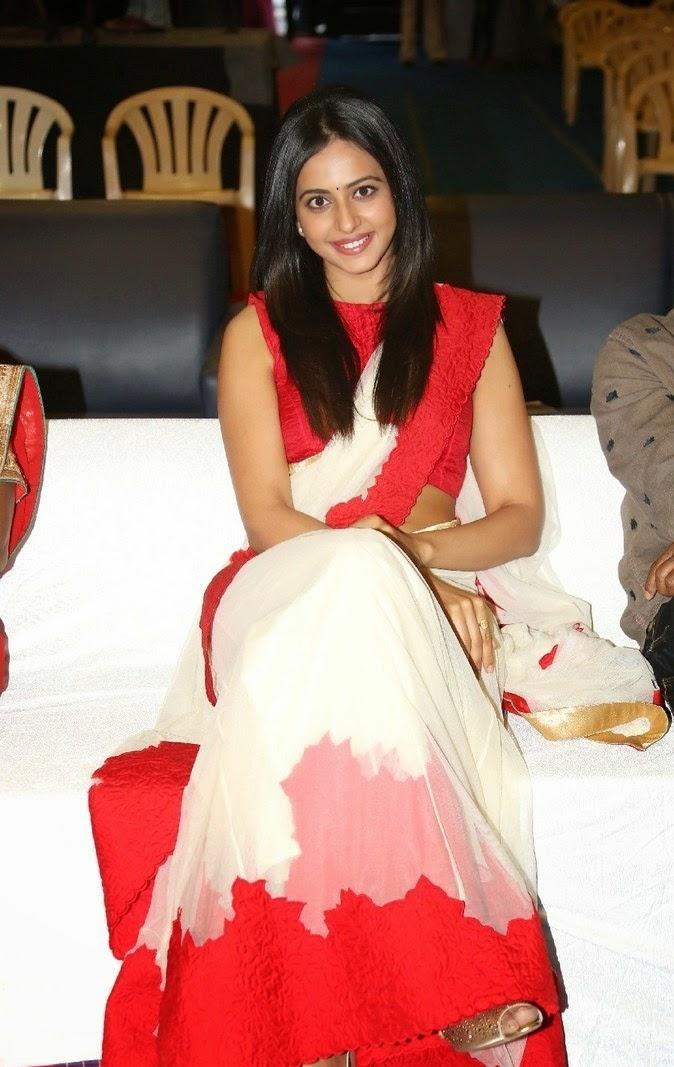 Rakul Preet Singh Cute Telugu Actress Gallery