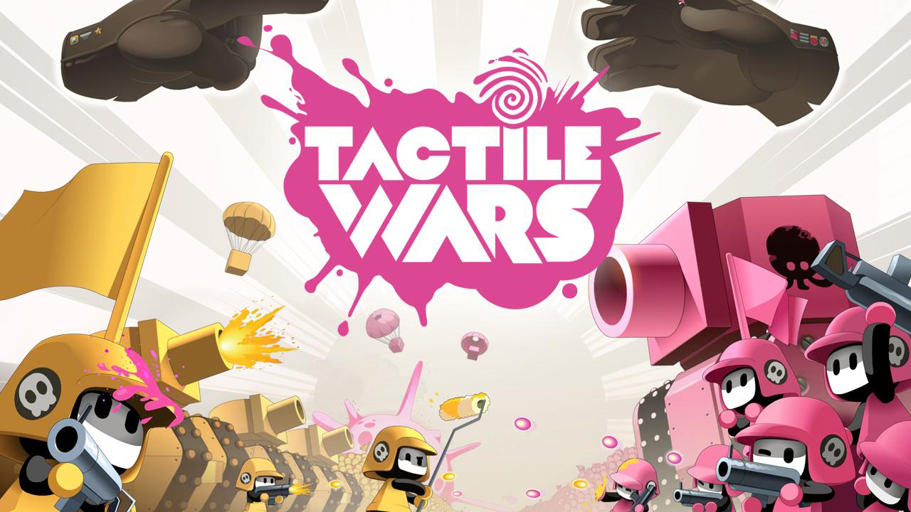 Tactile Wars Gameplay IOS / Android