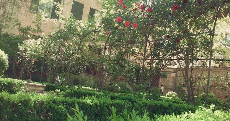 Madrid en comunidad jardines secretos de madrid for El jardin del principe