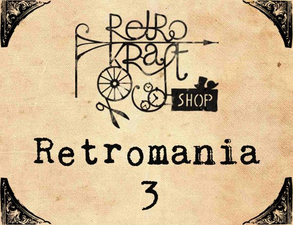 Wyzwanie 3 Retro Kraft Shop
