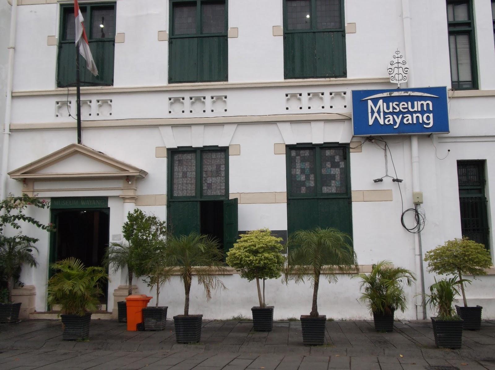 Sejarah Museum Wayang Yang Ada Di Kota Tua