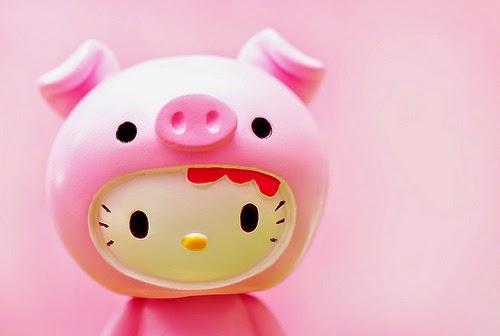 Gambar Kartun Hello Kitty Lucu Imut