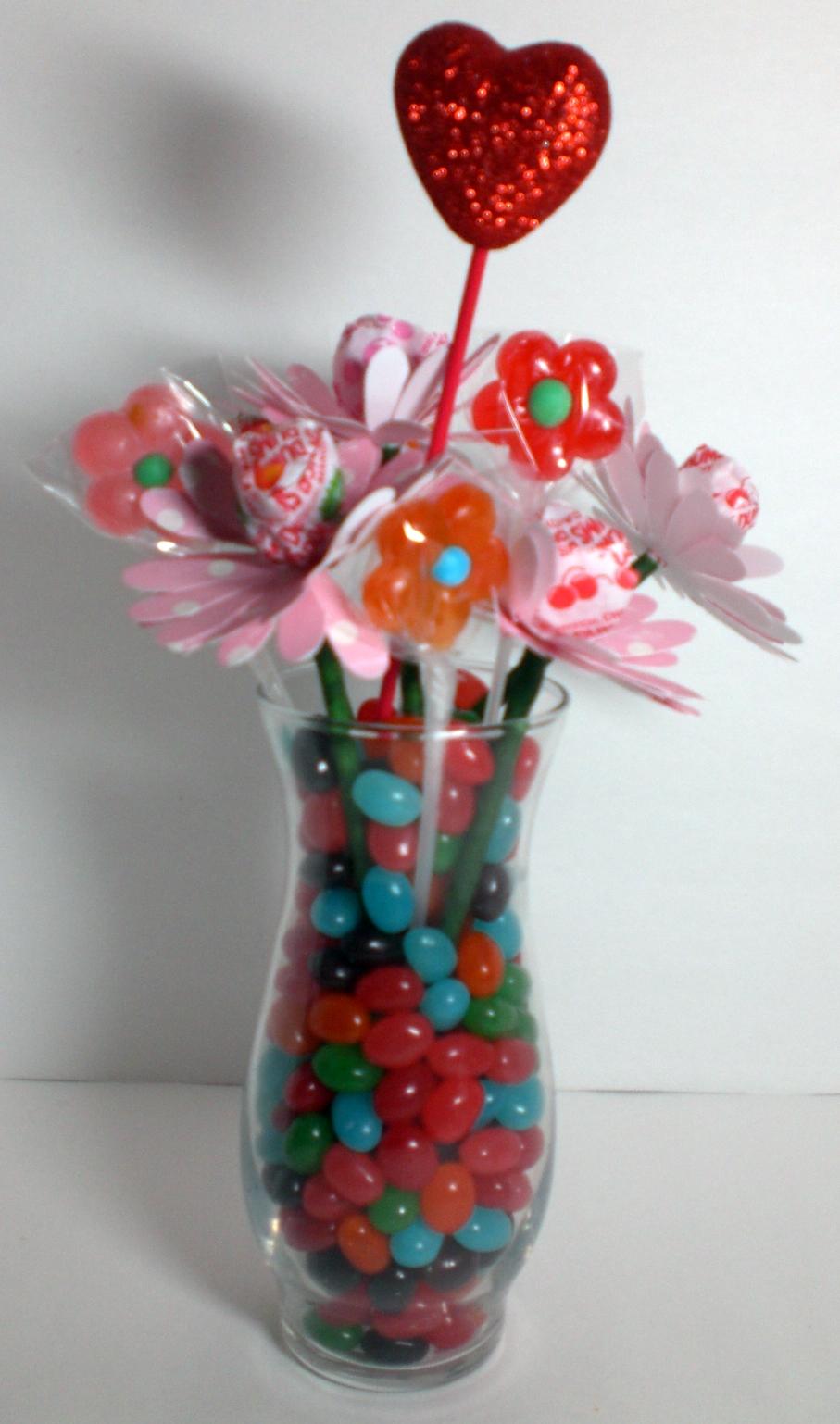 Creativity Bug Teacher Appreciation Gift Candy Bouquet