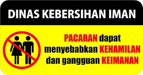 Say No tO PACARAN..!!