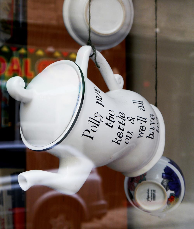 Teapot, Madigan's Food Emporium, tearoom, cafe, Dundee