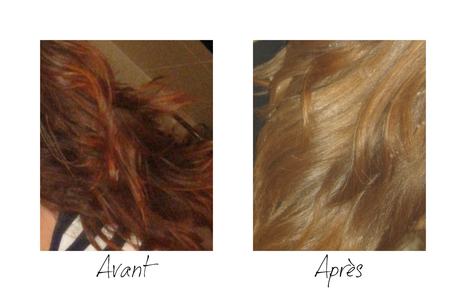 nedjmaonline: mon blond virent au roux ? la solution: neutraliser