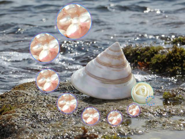 Perlas Cristal de Mar