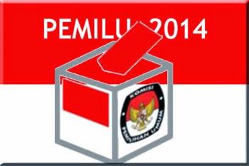 Hasil Quick Count Pemilu 2014