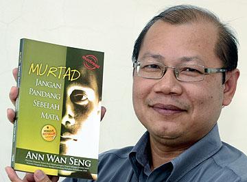 Ustaz Ann Wan Seng www.mymaktabaty.com