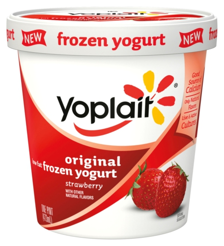 how to turn greek yogurt into frozen yogurt