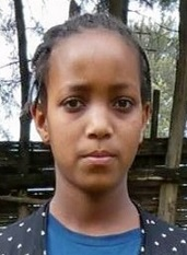 Semira - Ethiopia (ET-167), Age 9