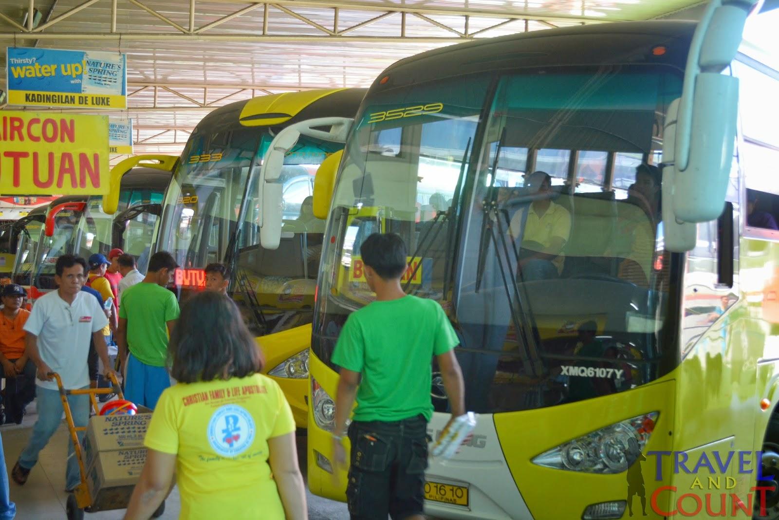 Agora Bus Terminal, Cagayan De Oro