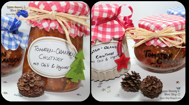 Lupas beauty more blog shopvorstellung gl ser und flaschen weihnachts diy geschenketipp - Glaser weihnachtlich dekorieren ...