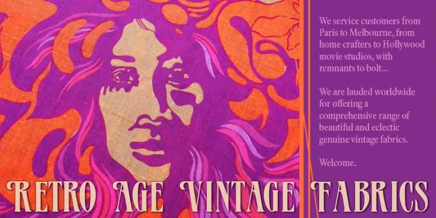 Retro Age Vintage Fabrics