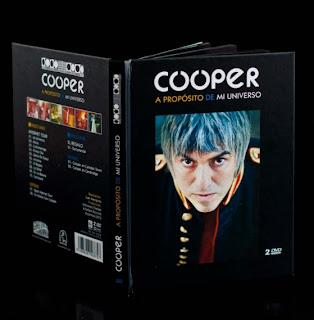 Cooper A Propósito De Mi Universo DVD