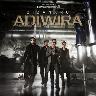 KRU & Zizan - Adiwira MP3