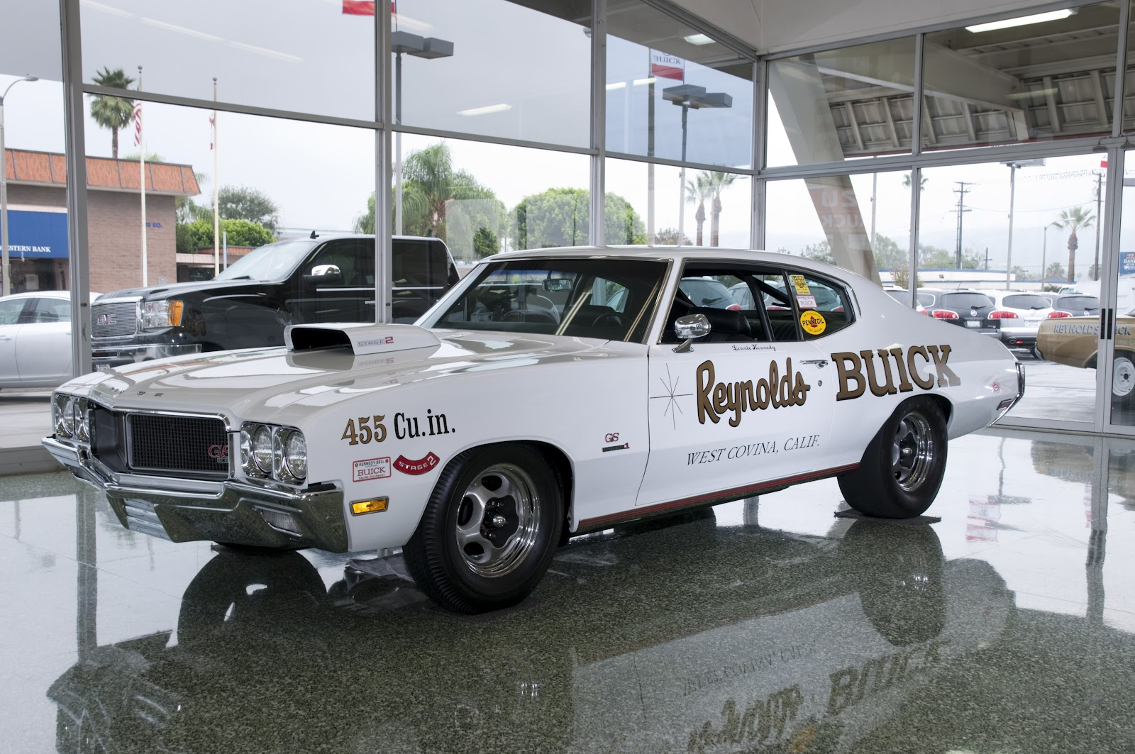 reynolds buick gmc blog: reynolds buick hosts their 95th hi