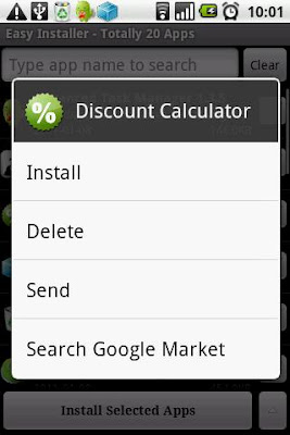 Download Applications Android - Easy Installer.APK