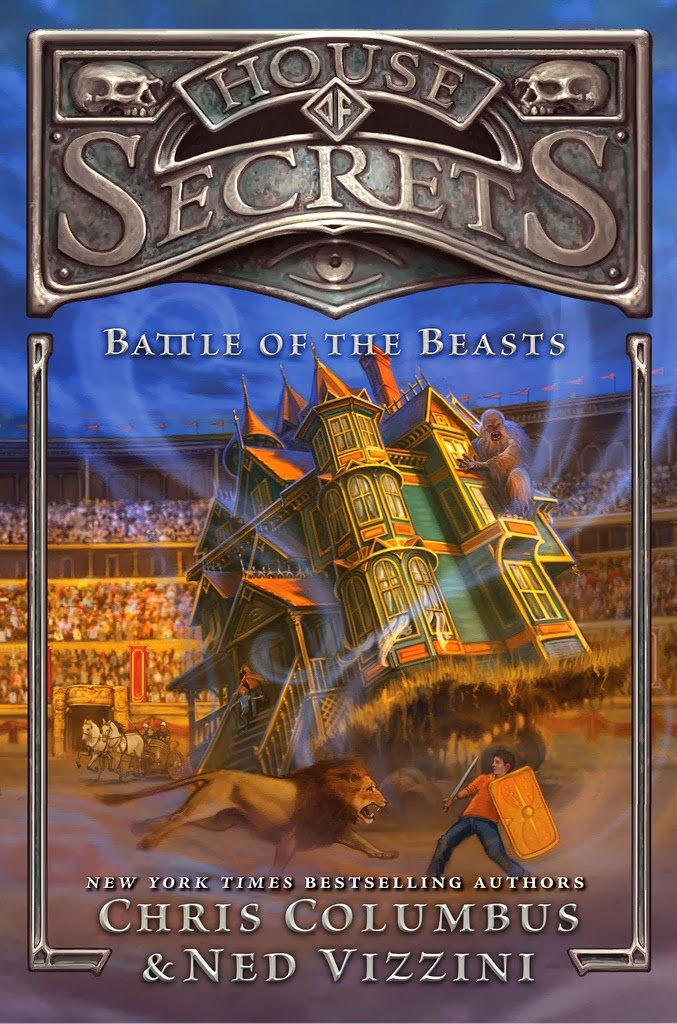 House of Secrets: Battle of the Beasts by Chris Columbus and Ned Vizzini