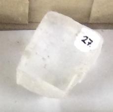 Halite (salt)