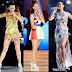 Katy Perry arrasa no look para apresentação no Super Bowl