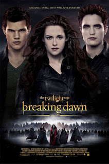 Poster Of twilight Breaking Dawn Part 2
