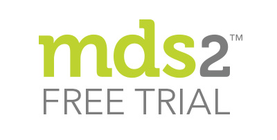 mds2 free trial offer logo