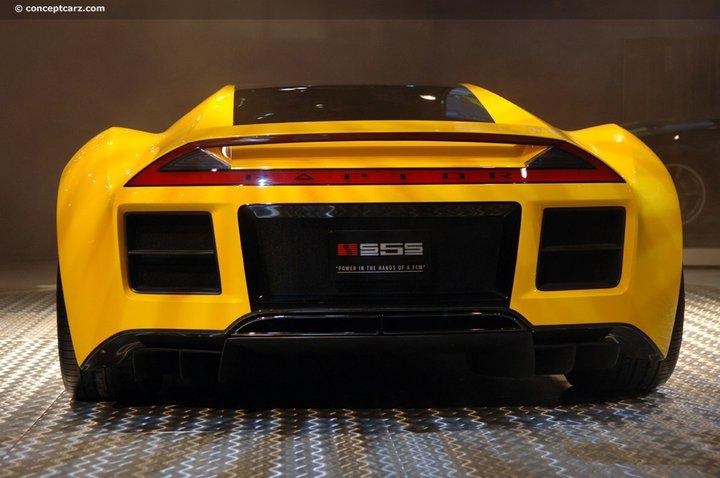 New Cars Models: Saleen S5S Raptor Sport Car