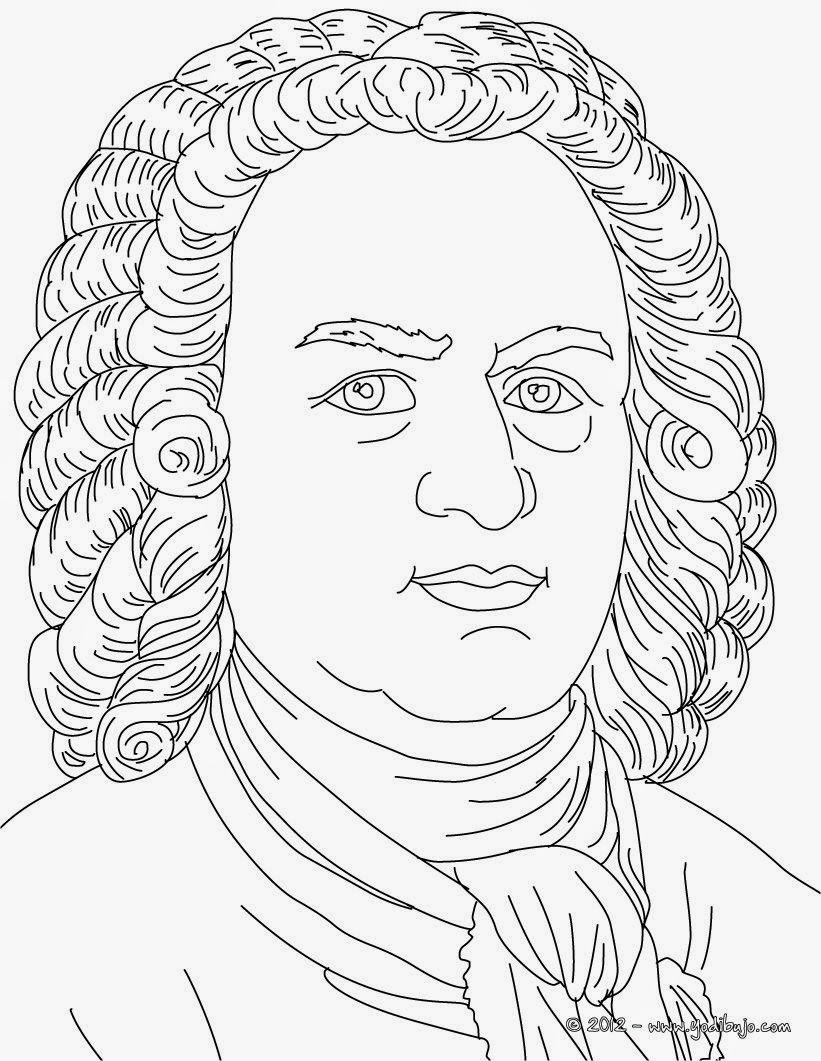 vivaldi coloring pages - photo#19