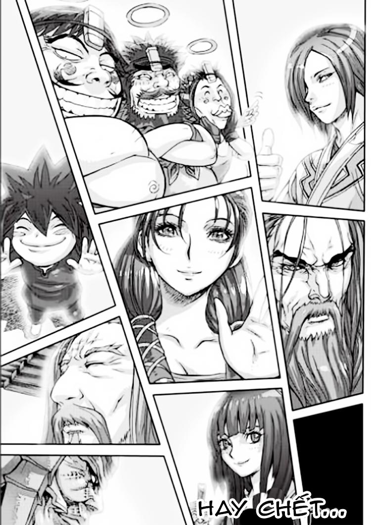 King of Hell – Diêm Đế chap 377.e – End Trang 30 - Mangak.info