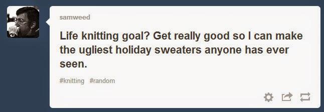 sweater tumblr post