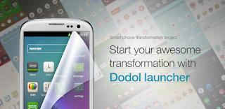 Dodol Launcher Apk - Aplikasi Launcher dan Tema Terbaru untuk Android