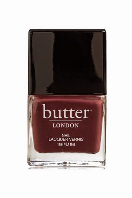 Verniz cor Marsala da Butter London