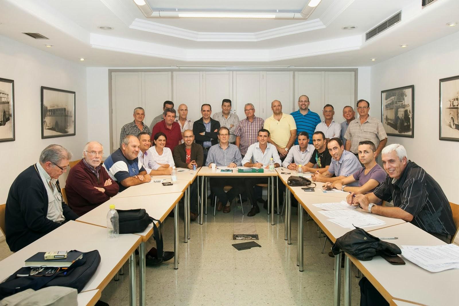Firma Convenio 2012-2014