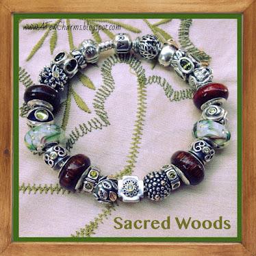 Sacred Woods bracelet
