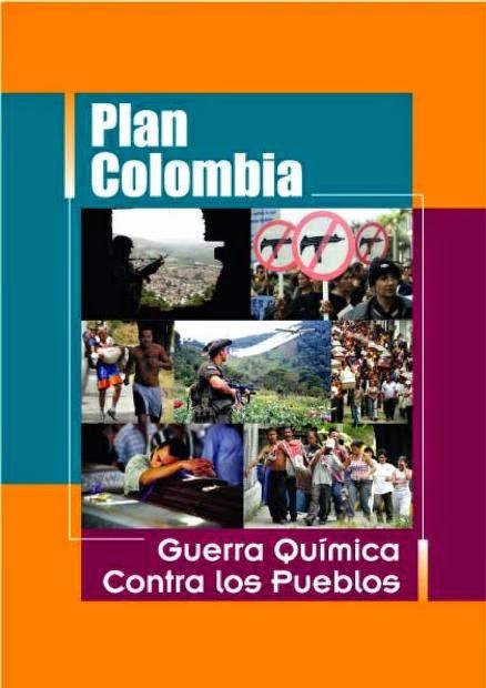 Plancolombia ( Guerra quimica contra los pueblos )
