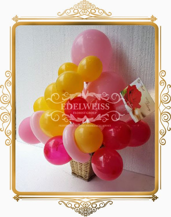 balon ucapan selamat & sukses