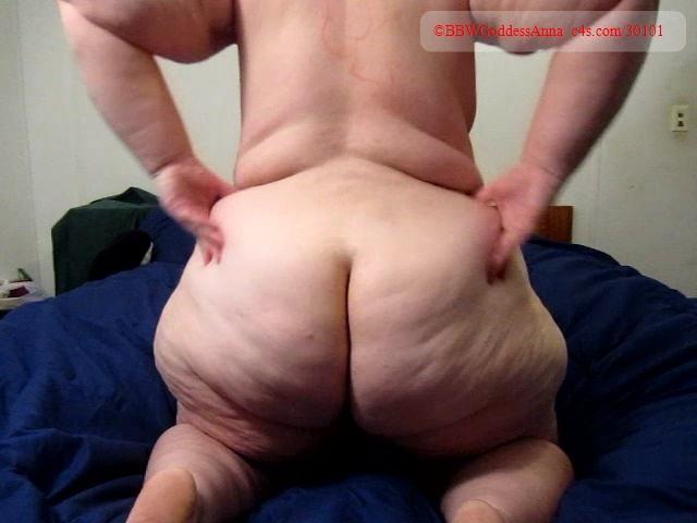 Bbw fat ass shaking