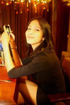 Foto Orang Cantik Aulia Sarah