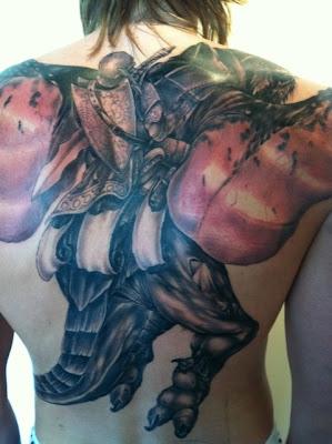 andrei kirilenko tattoo