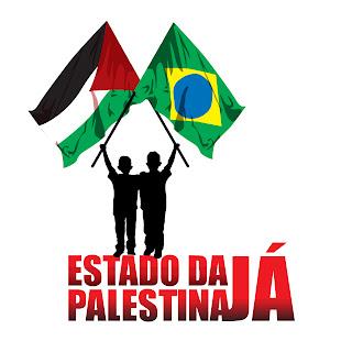 Estado da Palestina Já - Admissão na ONU