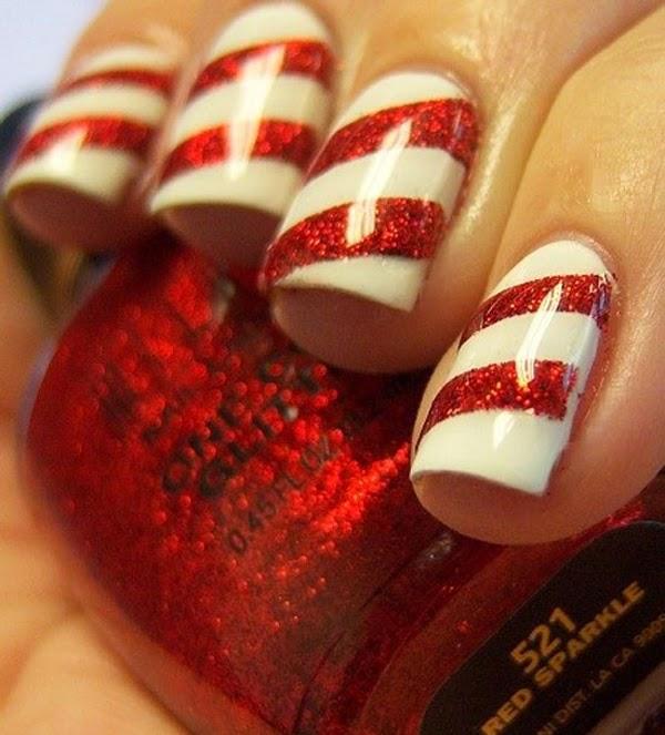 Christmas diy nail art designs nail pixiie creative do it yourself nail designs solutioingenieria Gallery