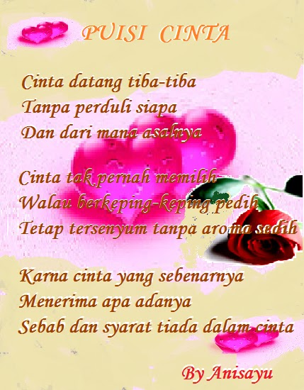 Puisi Tentang Kata Hati | Search Results | Calendar 2015