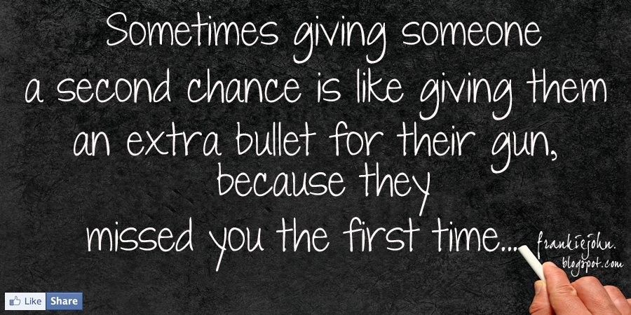 giving people a second chance Definition of give (someone) a second chance in the idioms dictionary give ( someone) a second chance phrase what does give (someone) a second chance .