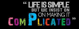Hidup itu Simpel