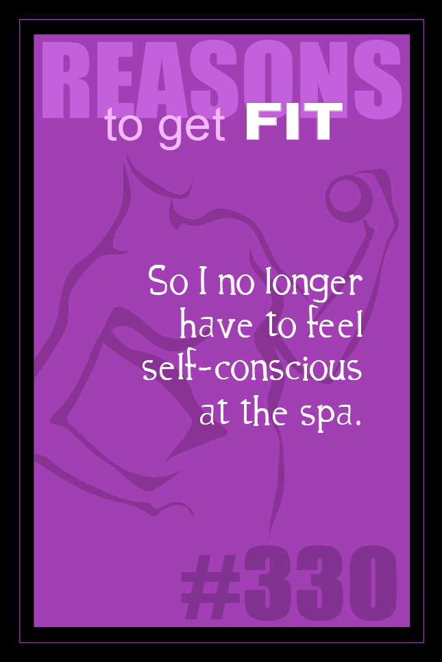 365 Reasons to Get Fit #330