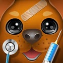 Baby Pet Vet Doctor - Kids Games App iTunes App Icon Logo By George CL - FreeApps.ws